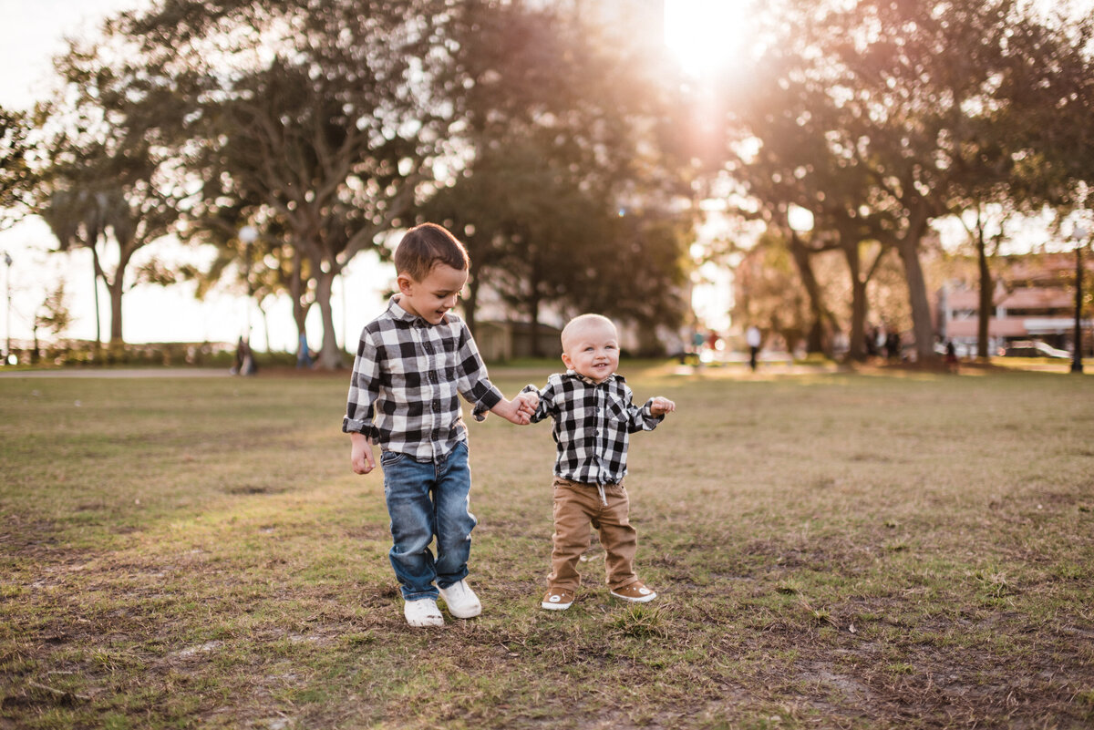 Riverside Park Family Session in Jacksonville by Ashley Durham Photography - LaCour Family-82