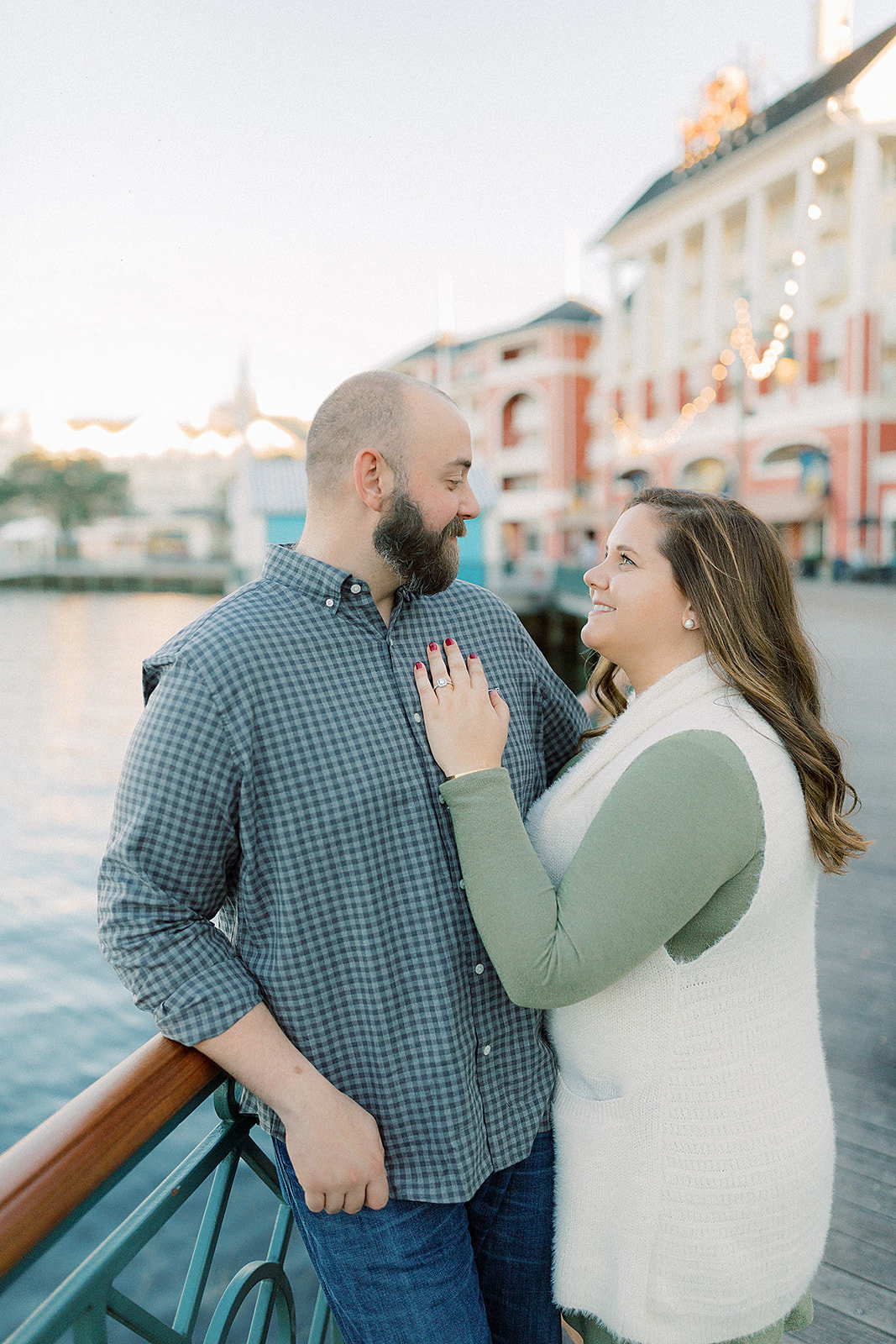 Larisa_+_Craig_Disney_Epcot_Boardwalk_Resort_Engagement_Session_Photographer_Casie_Marie_Photography-70