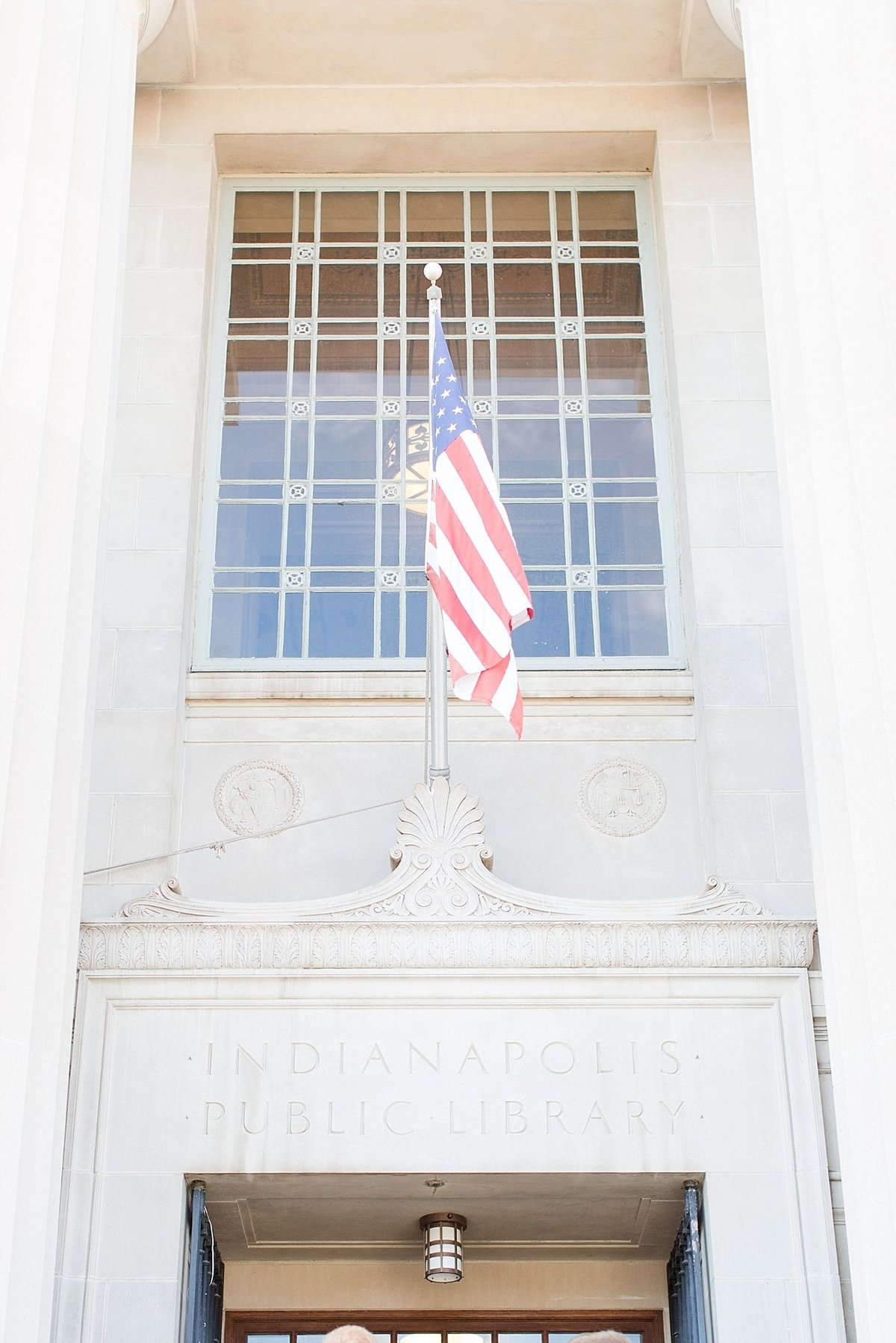 Indianapolis Central Library Wedding_0018
