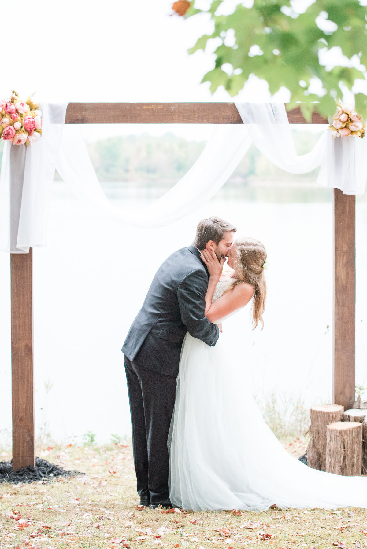 Cait Potter Creative LLC Final Version Canoe Adventure Wedding -12