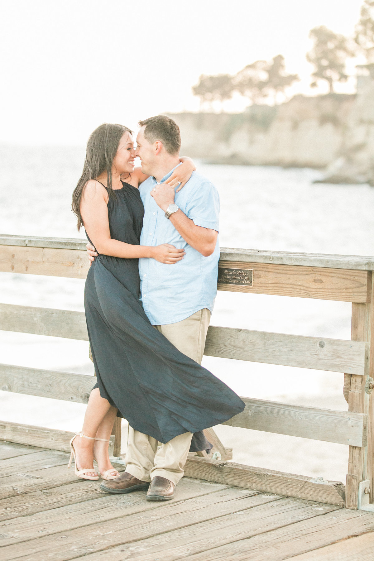 NorCal Soft Natural Light Engagement