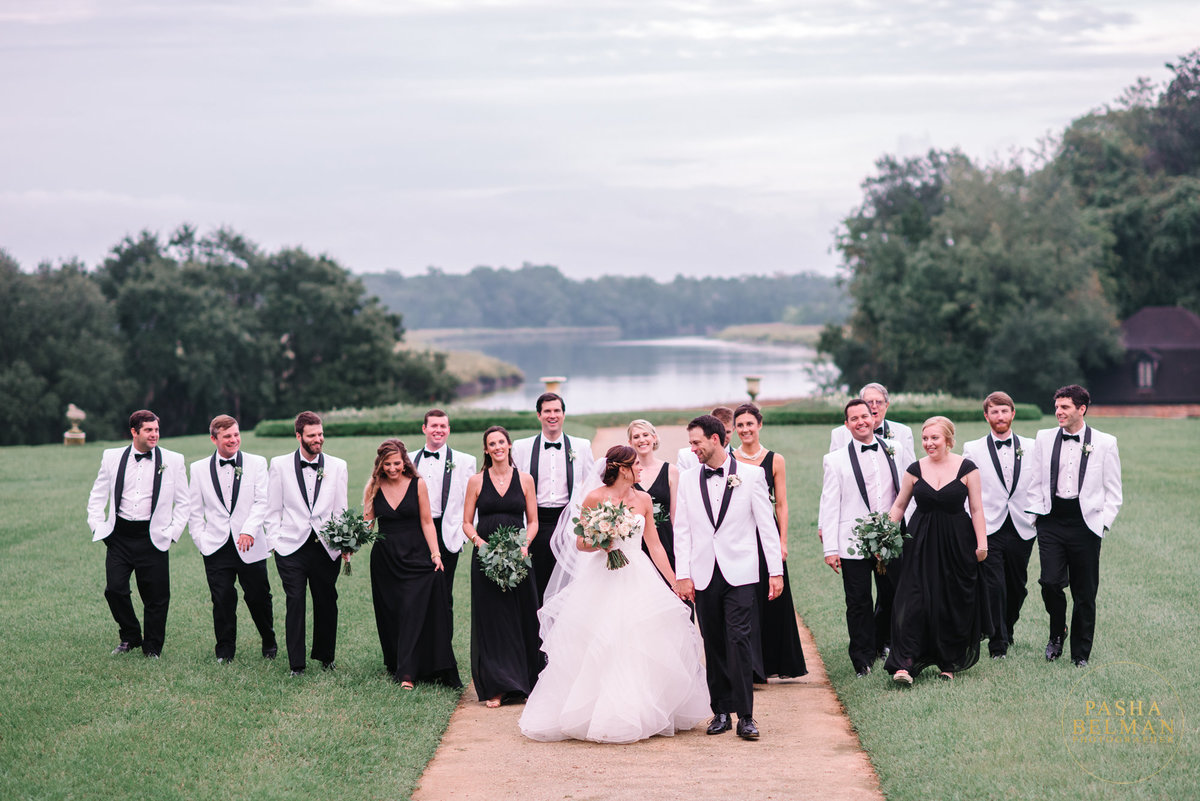 Middleton Place Wedding Photography - Charleston Wedding Photography Bridal Party