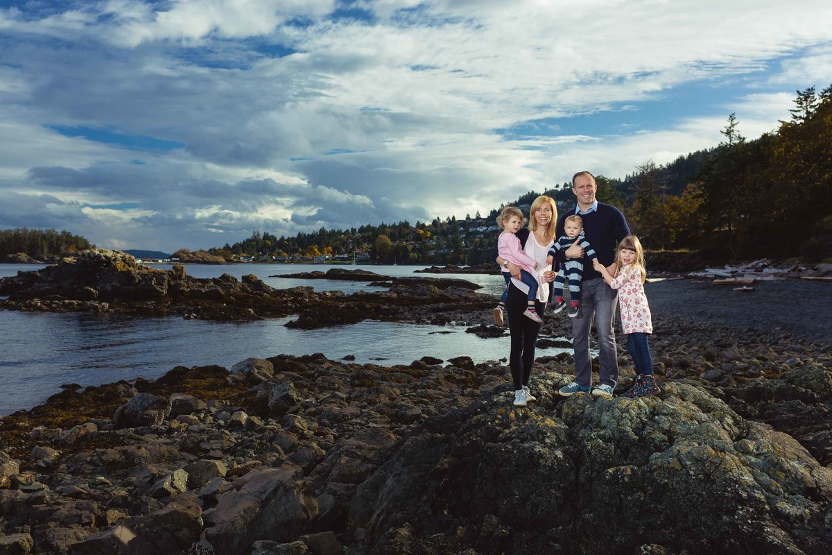 Neck Point Family Photographer