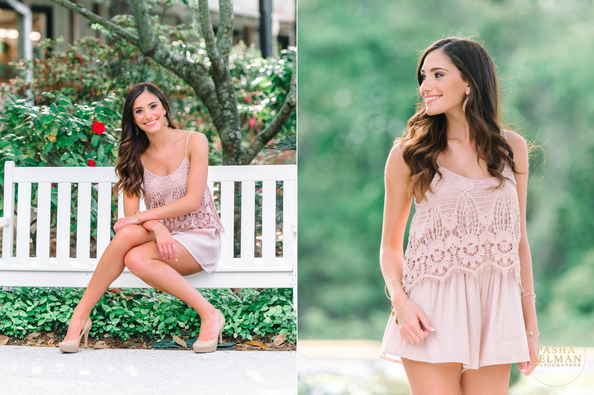 Carolina Forest High School Senior Pictures by Top Senior Photographer in Myrtle Beach