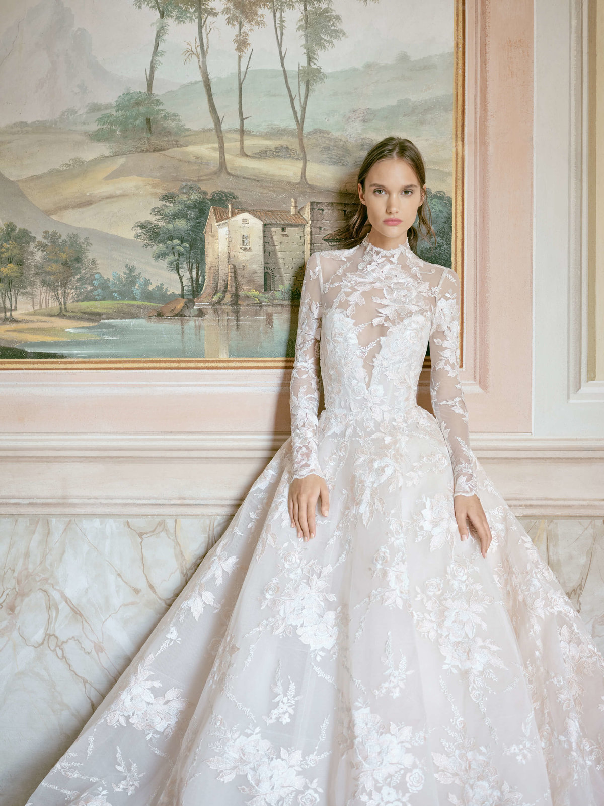 29-ktmerry-MoniqueLhuillier-Fall2020-Bridal-Look5-Wish
