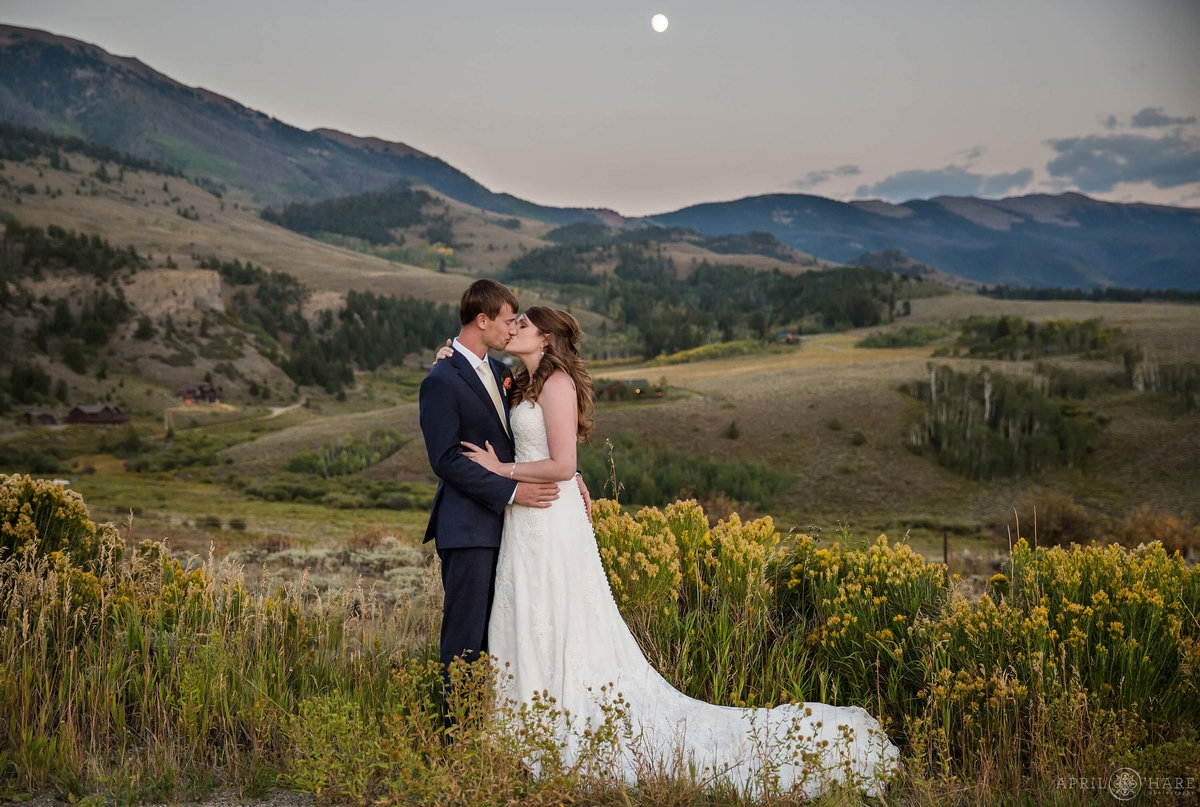 Silverthorne Colorado Wedding Photography in the Mountains