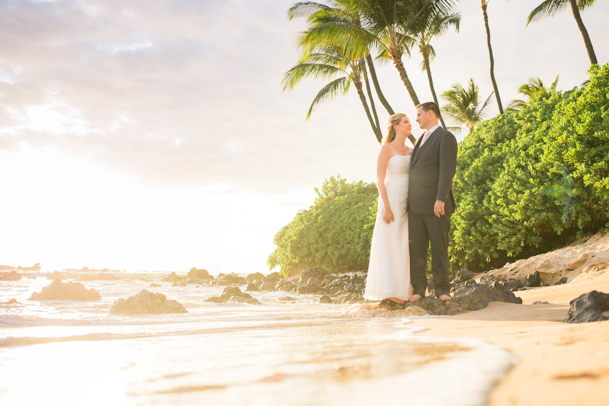 Professional Maui wedding photographers