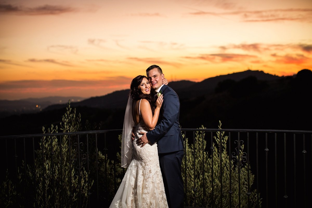 Orange-County-Wedding-Photographer-Los-Angeles-Wedding-Photography-evening-portraits-bride-groom-sneak-out