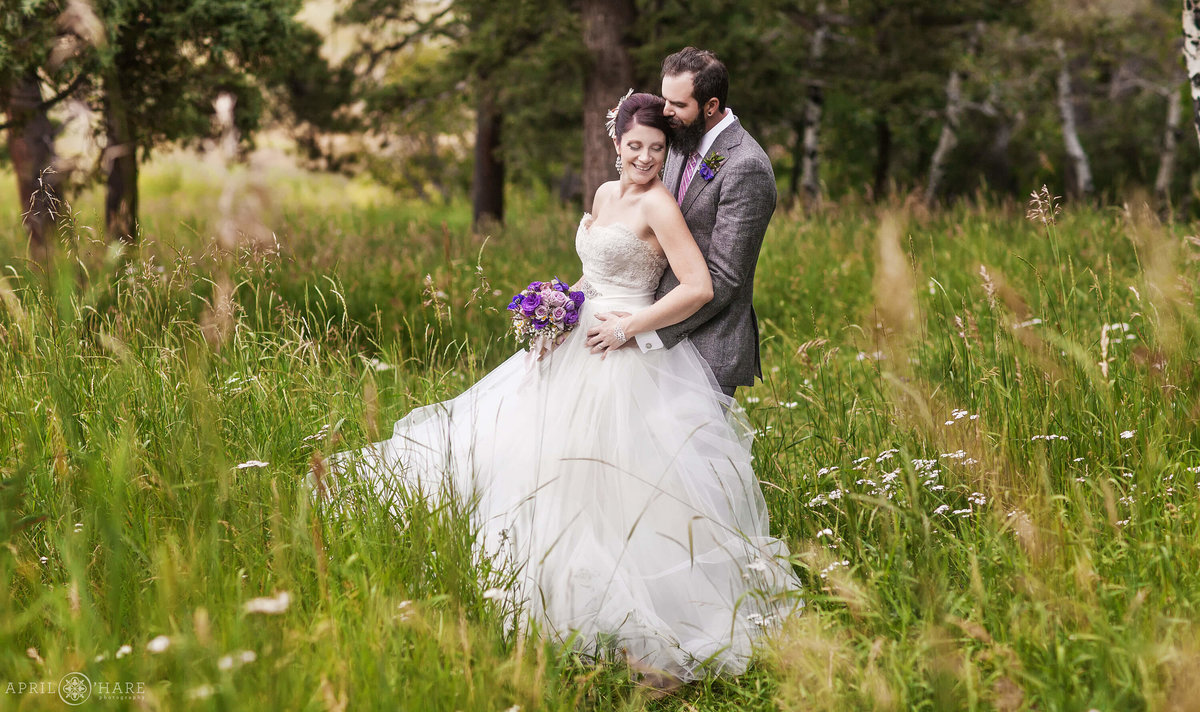 The Pines at Genesee Mountain Meadow Wedding Photography in Colorado