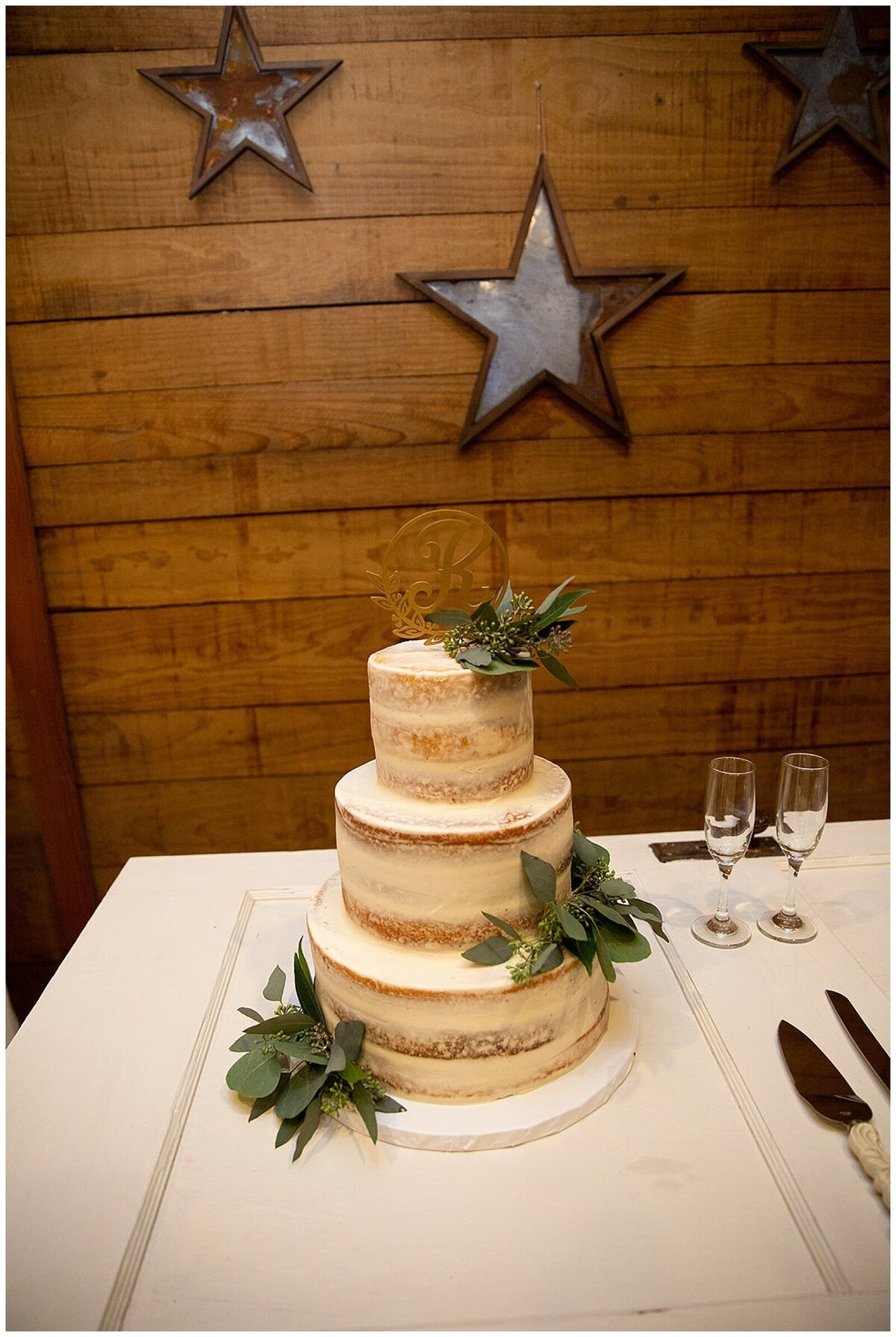 Rustic Greenery Indoor Outdoor Wedding at Emery's Buffalo Creek - Houston Wedding Venue_0131