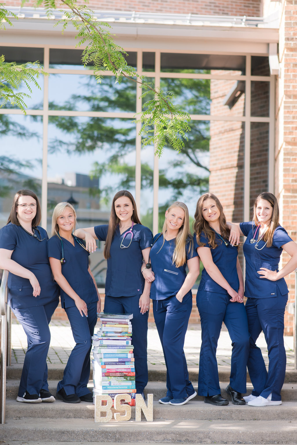 College Graduate_Nursing School_Shepherd University_Northern Virginia Photographer-8