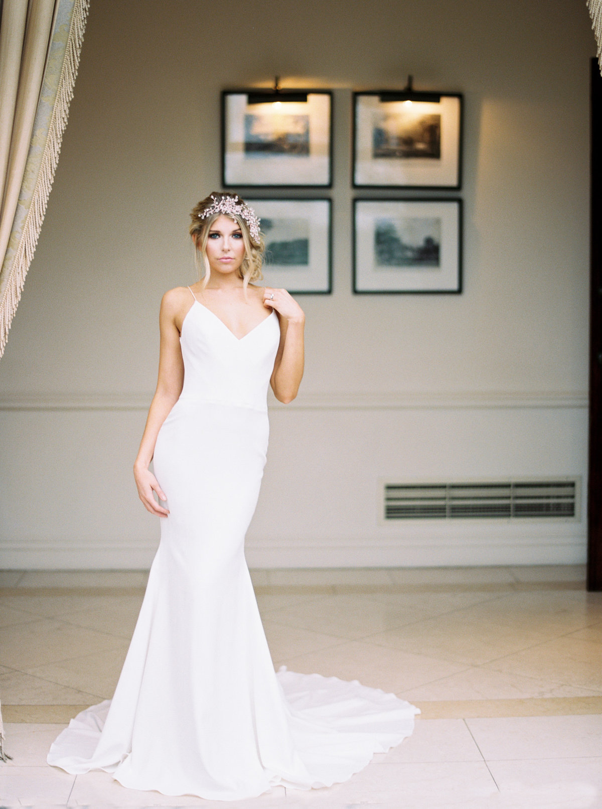 Venus Suzanne Neville Wedding Dress