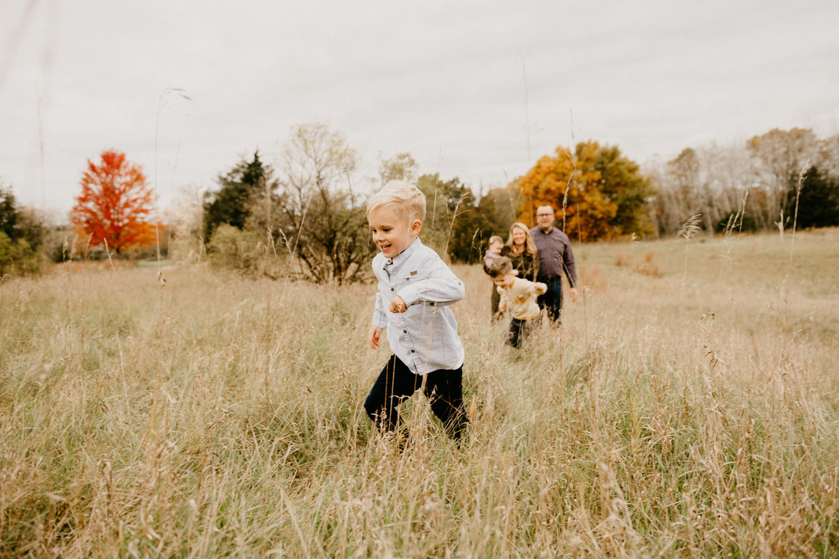 Wisconsin family photographer