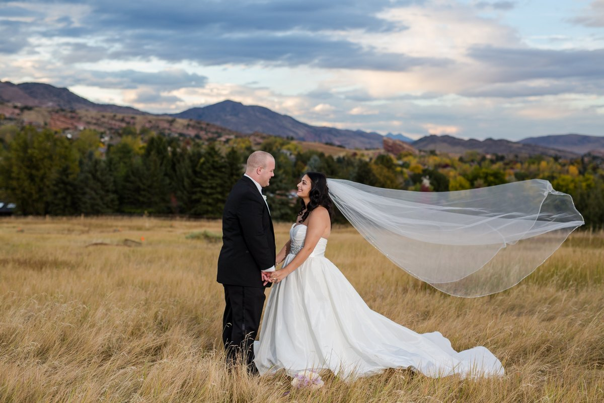 fall wedding at The Manor House