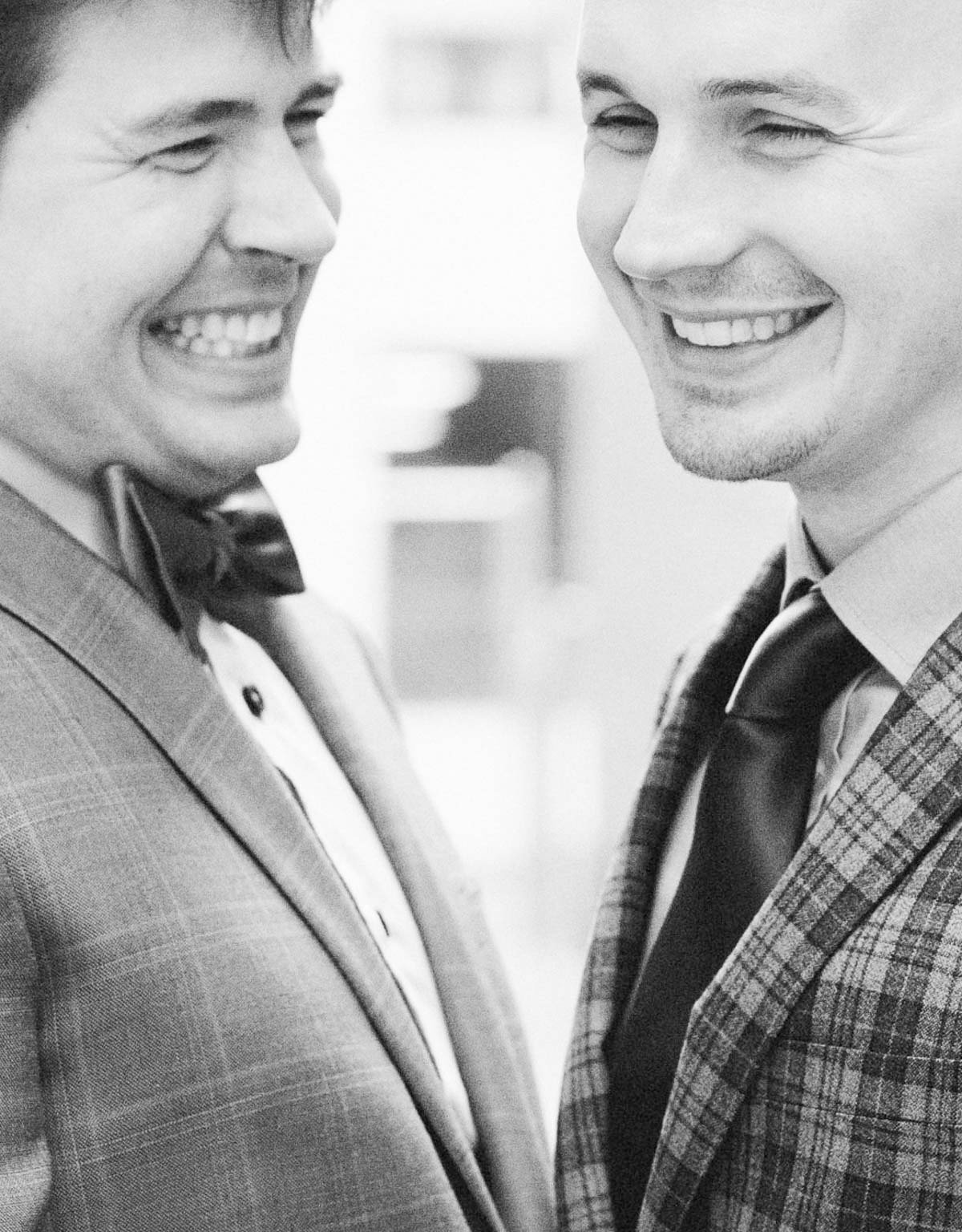 handsome husbands same sex wedding minneapolis taryn christine photography