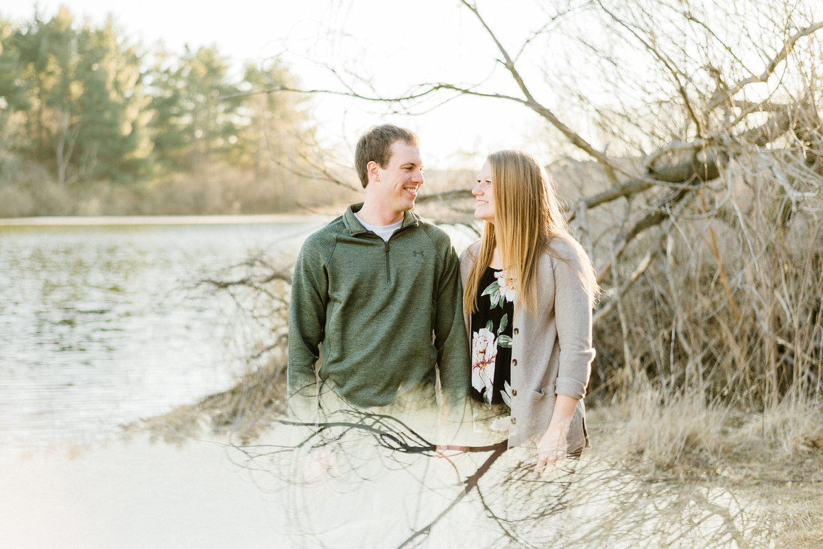 iowa engagement nicole corrine