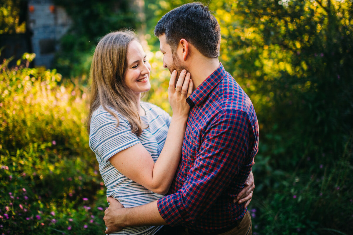 Kristie Lea Photography Wedding Engagement Portrait Virginia Colorful Enchanted Magical1