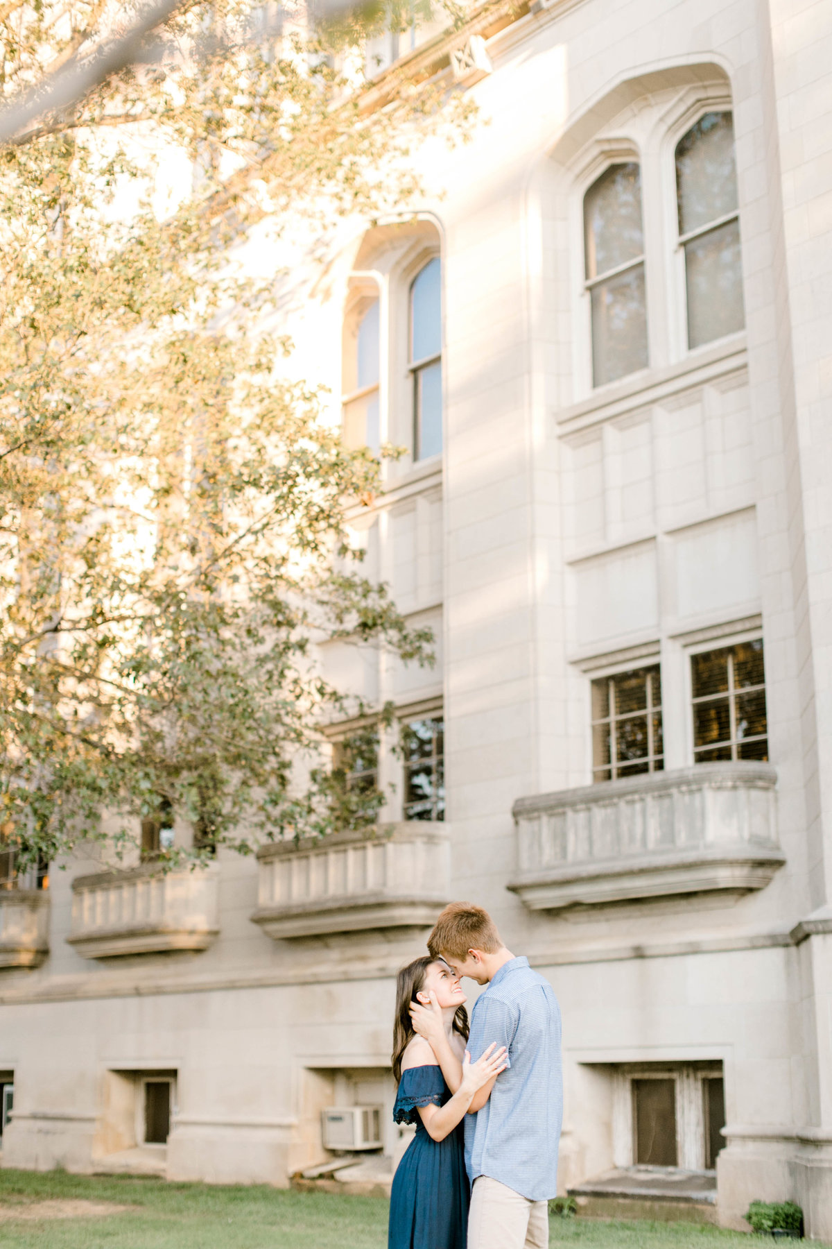 Melanie Foster Photography - Norman Oklahoma Senior and Engagement Photographer - Couple Engagement Photo - 60