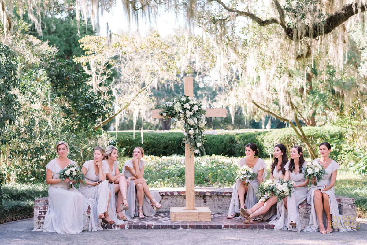 wedding at brookgreen gardens pawleys island sc -14