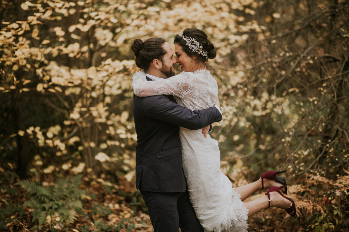 The Stars Inside - Forest Elopement - Nataly J Photography (24)