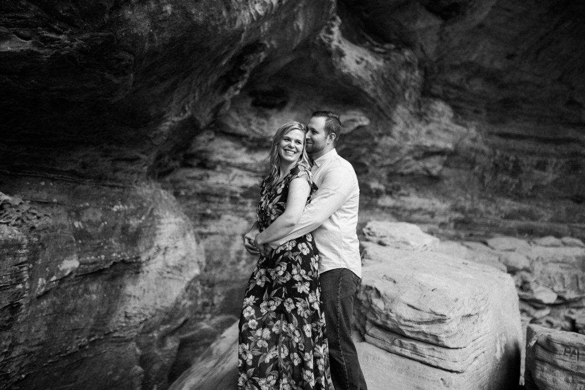 Spring Engagement -38