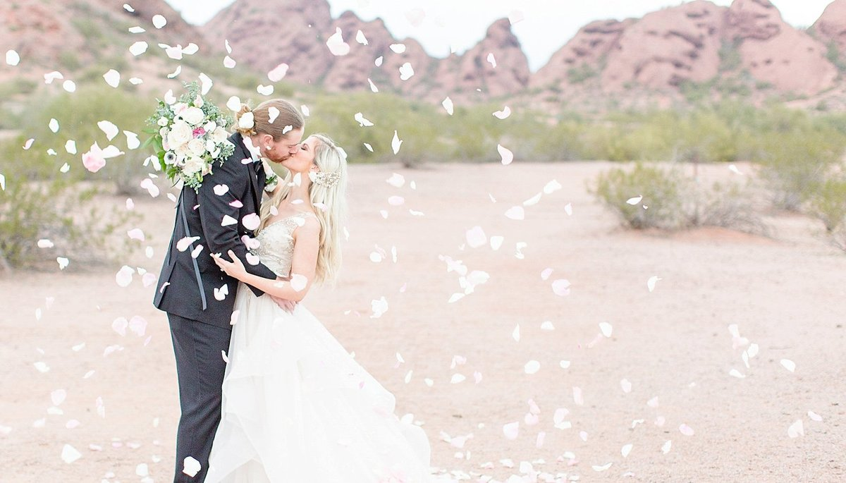 Amy & Jordan | Arizona Wedding Photography
