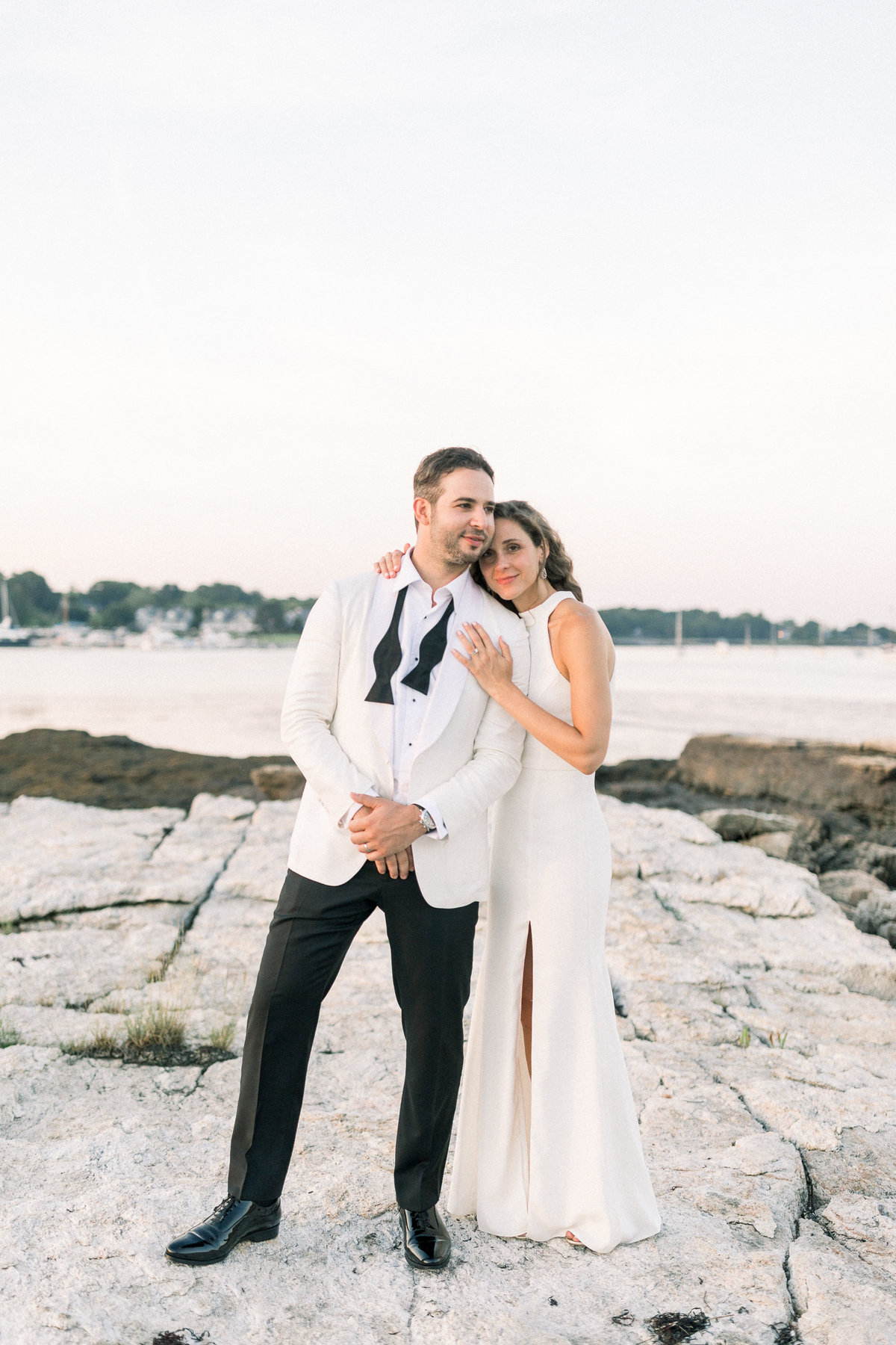 Wentworth by the Sea Wedding By Halie Photos-133