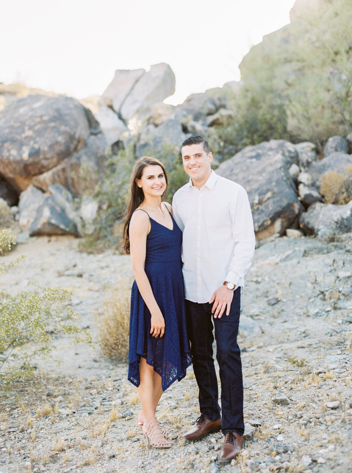 Phoenix Arizona Engagement Session - Mary Claire Photography-2