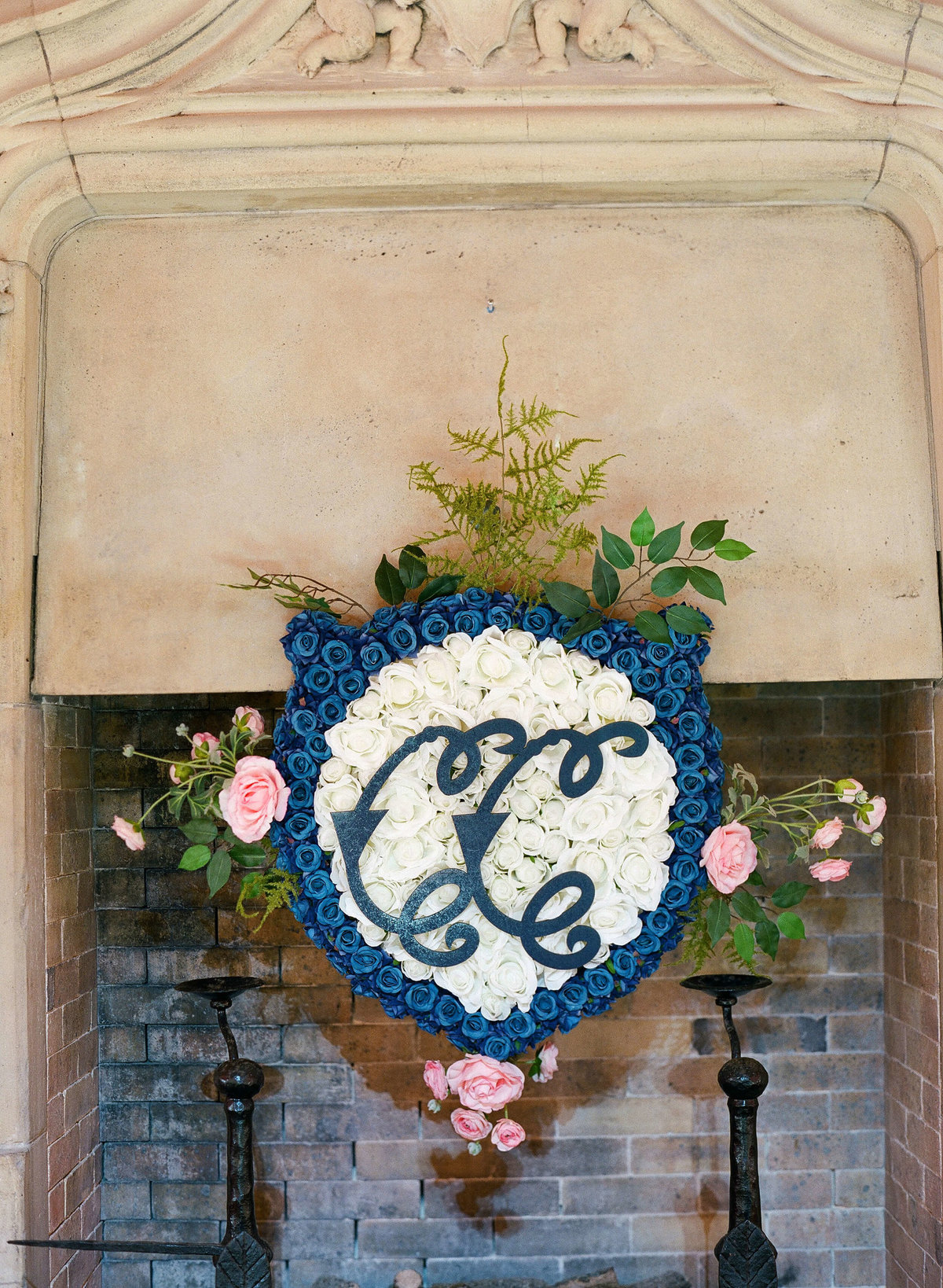 55-KTMerry-wedding-photography-floral-monogram-Palm-Beach