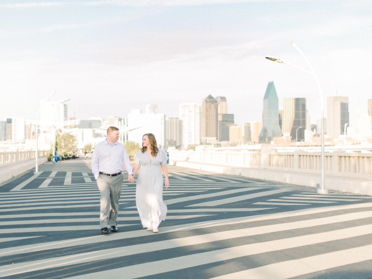 Courtney Hanson Photography - Downtown Dallas Engagement Session-7389