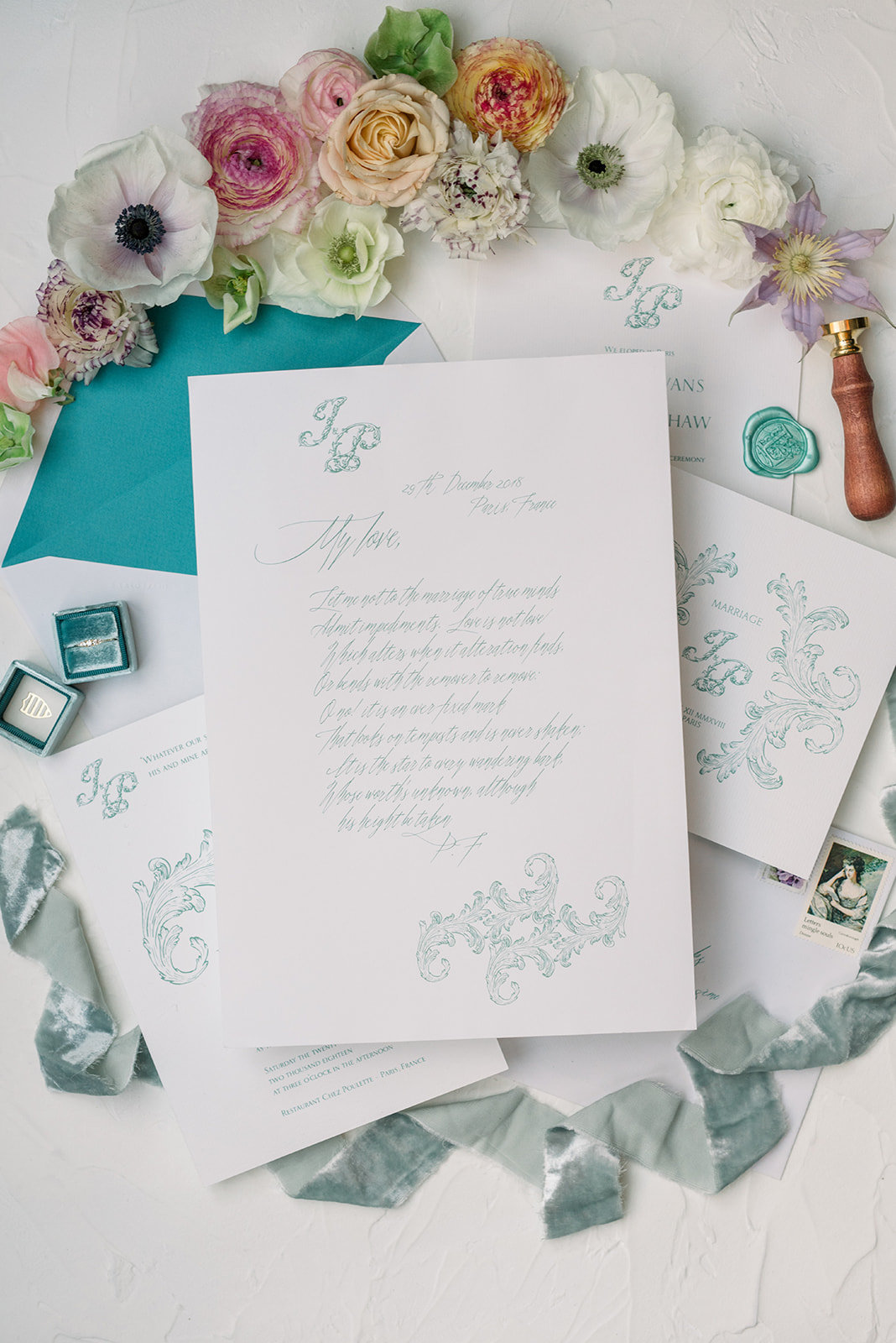 laure_lalliard_design_Art Nouveau Elopement_paris_ Janine_Licare_Photography-stationery