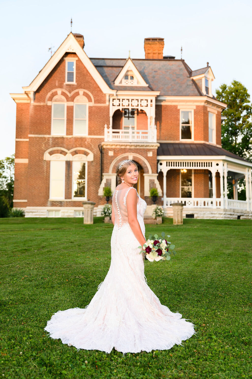 Lynwood Estate - Luxury Richmond Kentucky Wedding Venue - Elegant Estate Wedding 00029