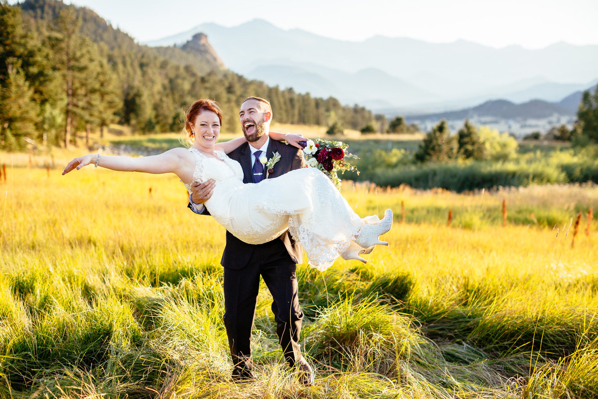 Estes Park Wedding Photographer - 531