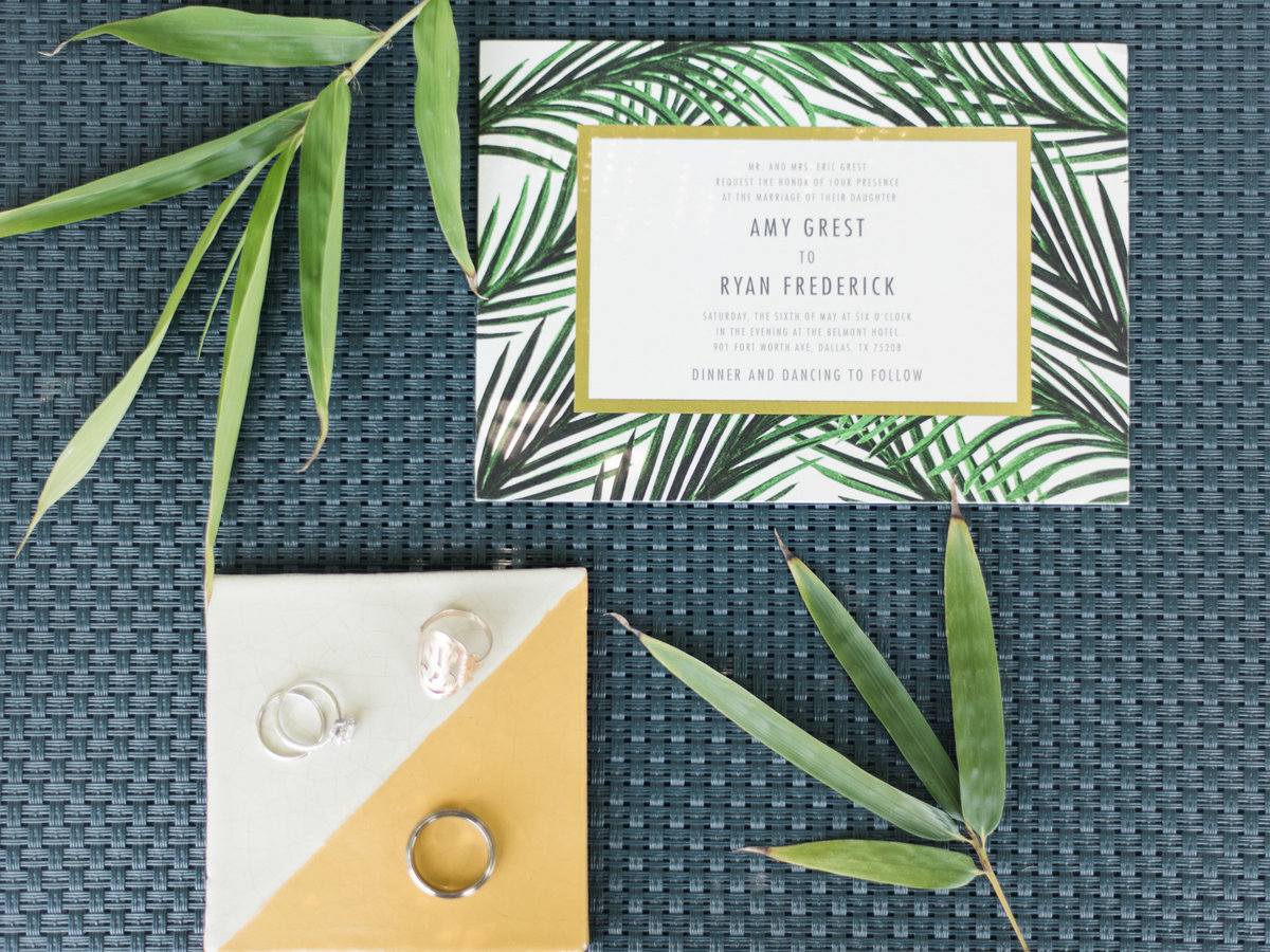 Courtney Hanson Photography - Vintage Tropical Wedding at The Belmont Hotel in Dallas-0023