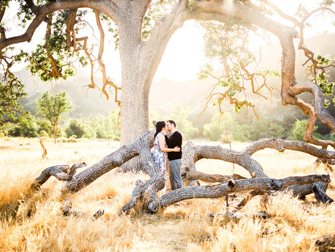 004_Mandy & Justin Engagement_Malibu California_The Ponces Photography