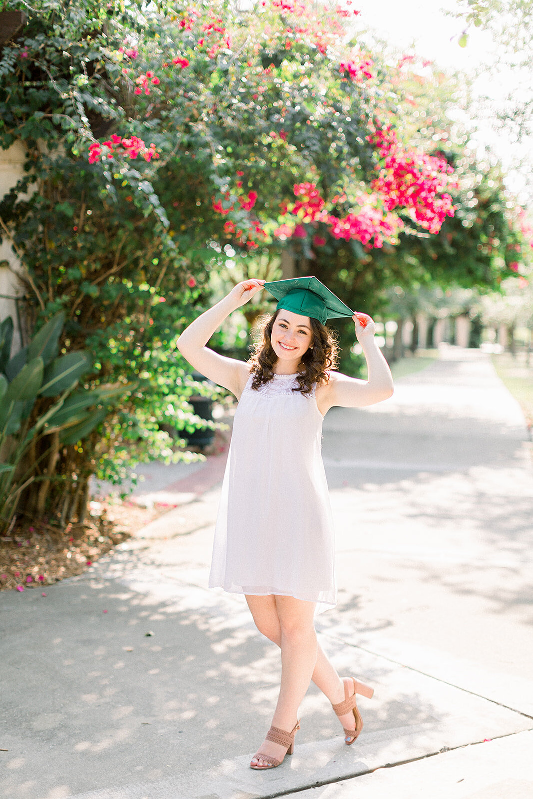 Cassidy Nathanson USF Tampa Senior Portrait Photographer Casie Marie Photography-129