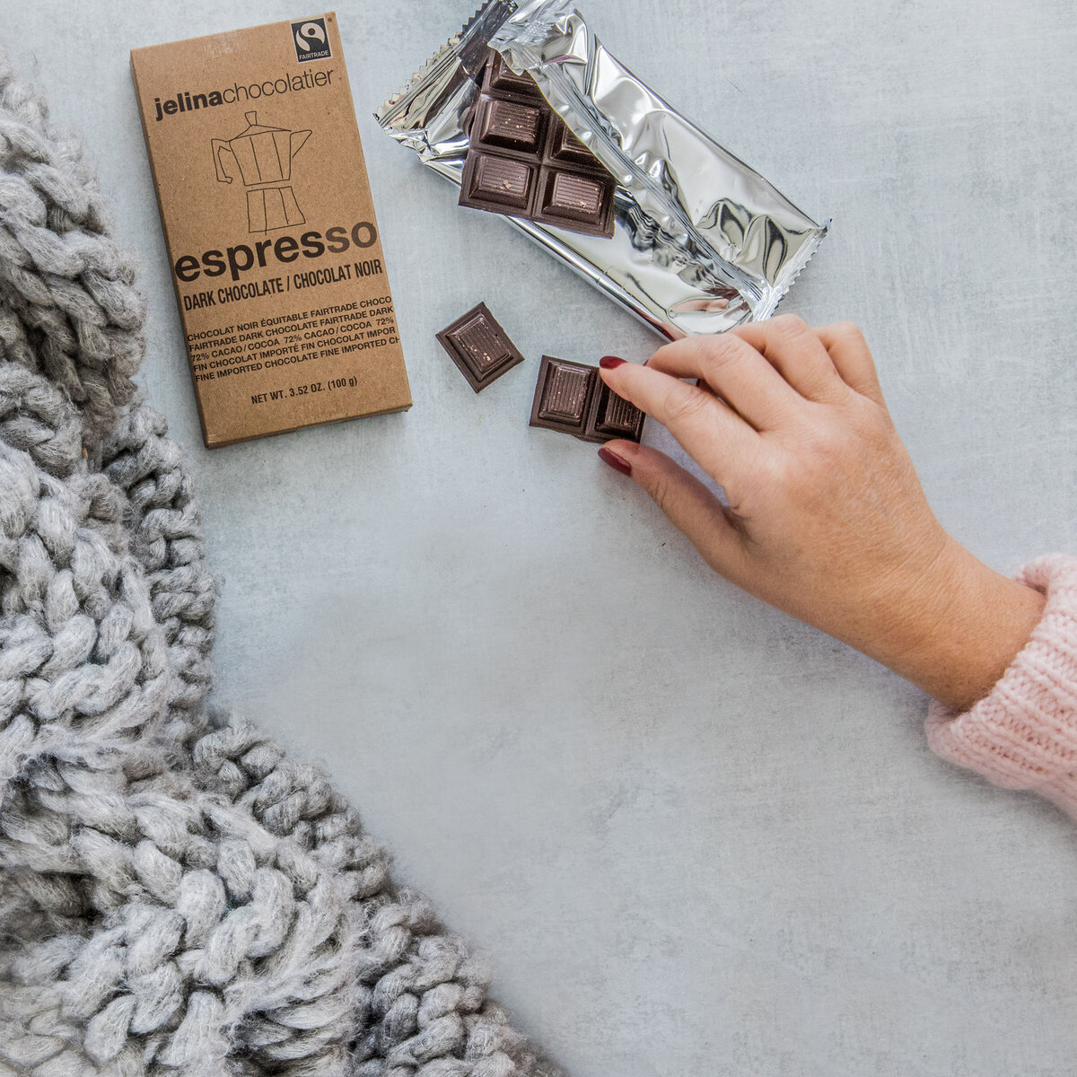 Canadian Chocolate brand Jelina Chocolatier Lifestyle Photograph by Nancy Ingersoll