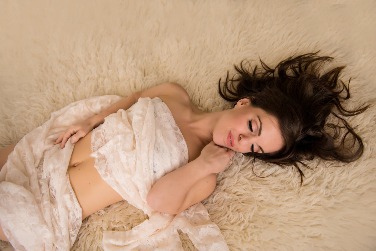 Capture images to gift to your significant other with a wedding boudoir session