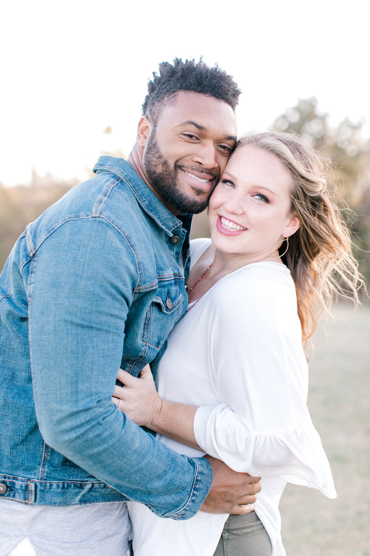 Melanie Foster Photography - Norman Oklahoma Senior and Engagement Photographer - Couple Engagement Photo - 6