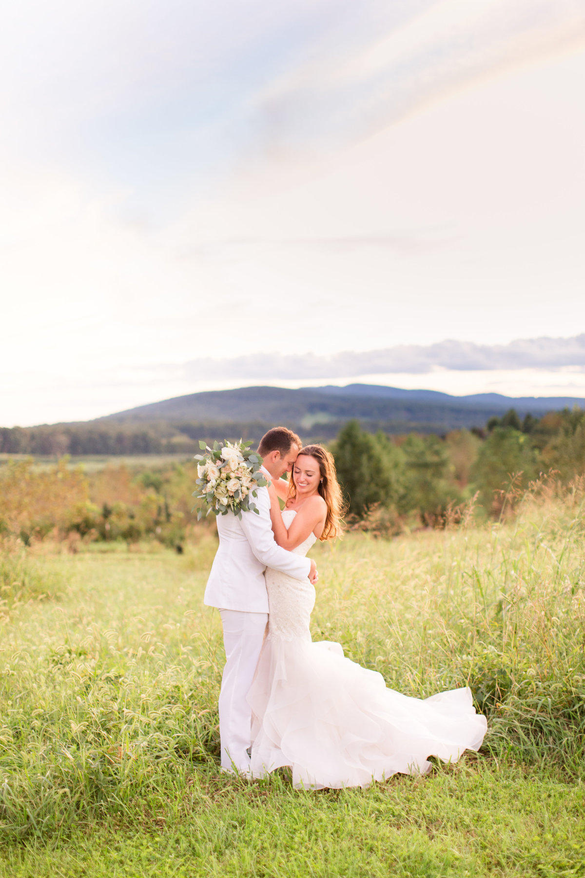 The Market at Grelen wedding in Virginia by Marie Hamilton Photography