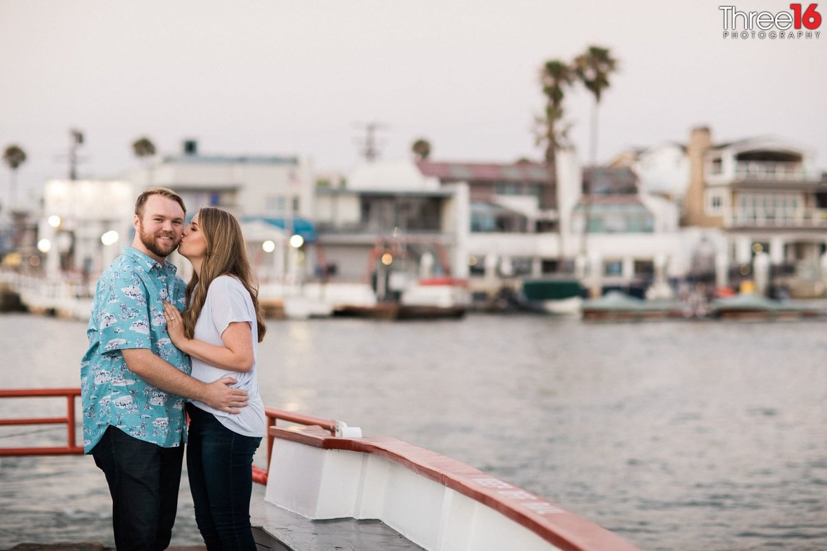 Balboa Island Engagement Newport Beach