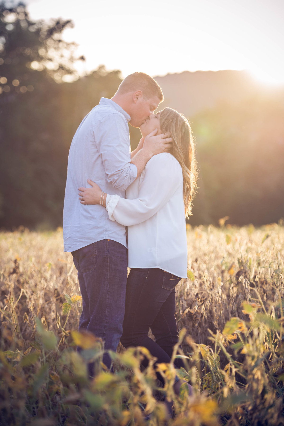Frederick Maryland Engagement Session (6)