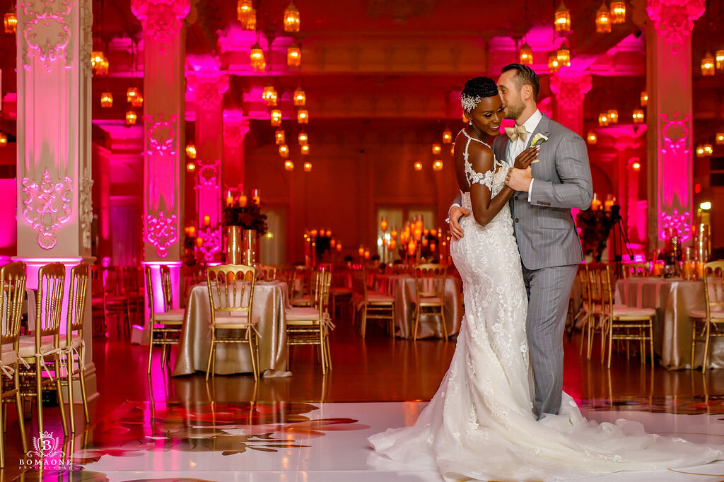 Black Wedding Planner Dallas Scottish Rite Wedding Nigerian Wedding Planner Dallas (161)