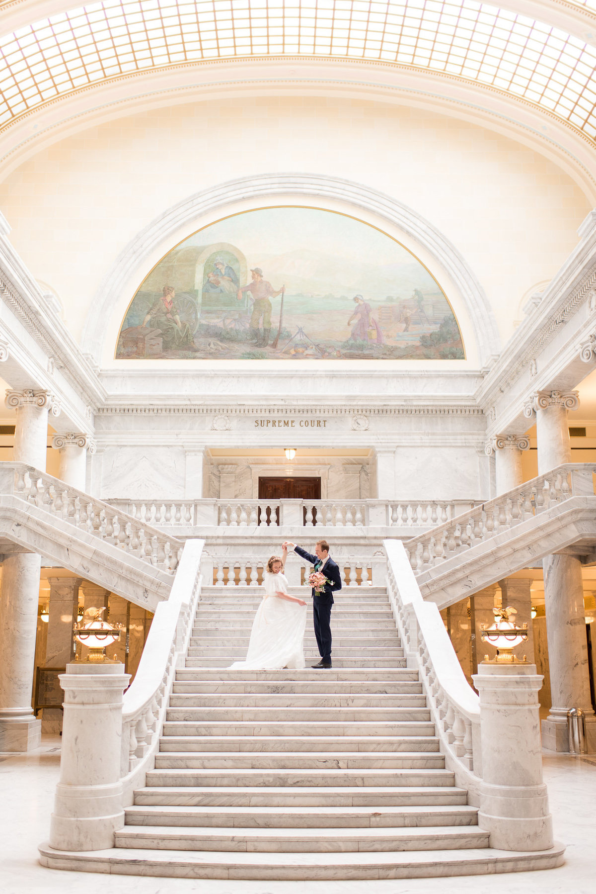 Winter Formals at the Utah State Capitol RE-1