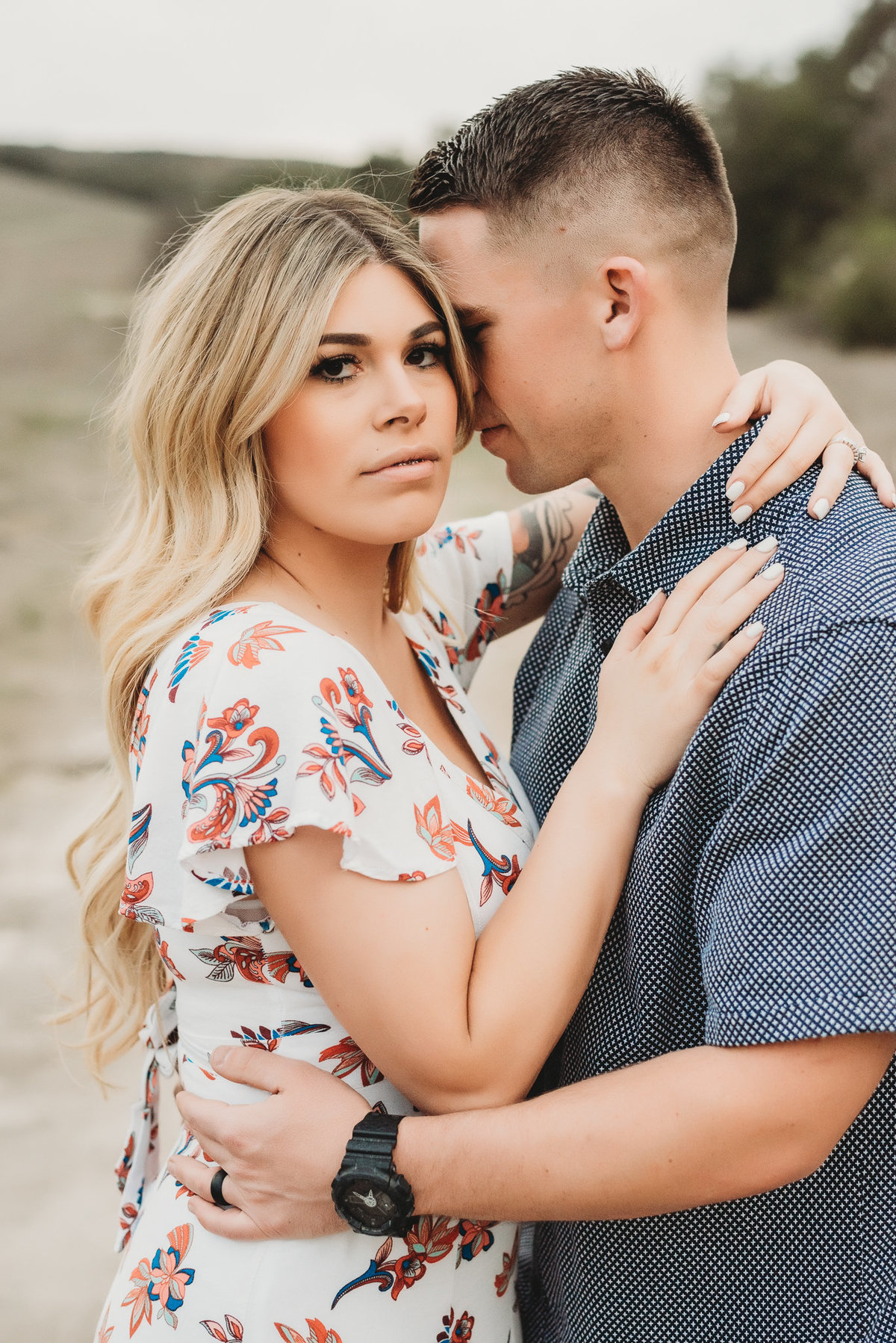 Krystle + Eric - Engagement - Kyrsten Ashlay Photography (17 of 68)-Edit