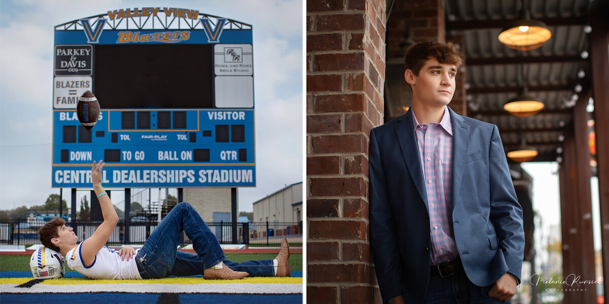 Valley View Senior Photographer Melanie Runsick Photography Jonesboro AR