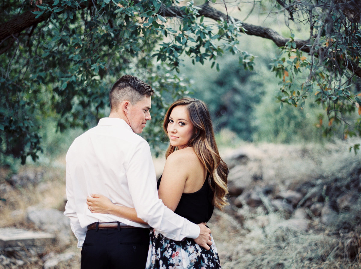Phoenix Arizona Engagement Session - Mary Claire Photography-5-2