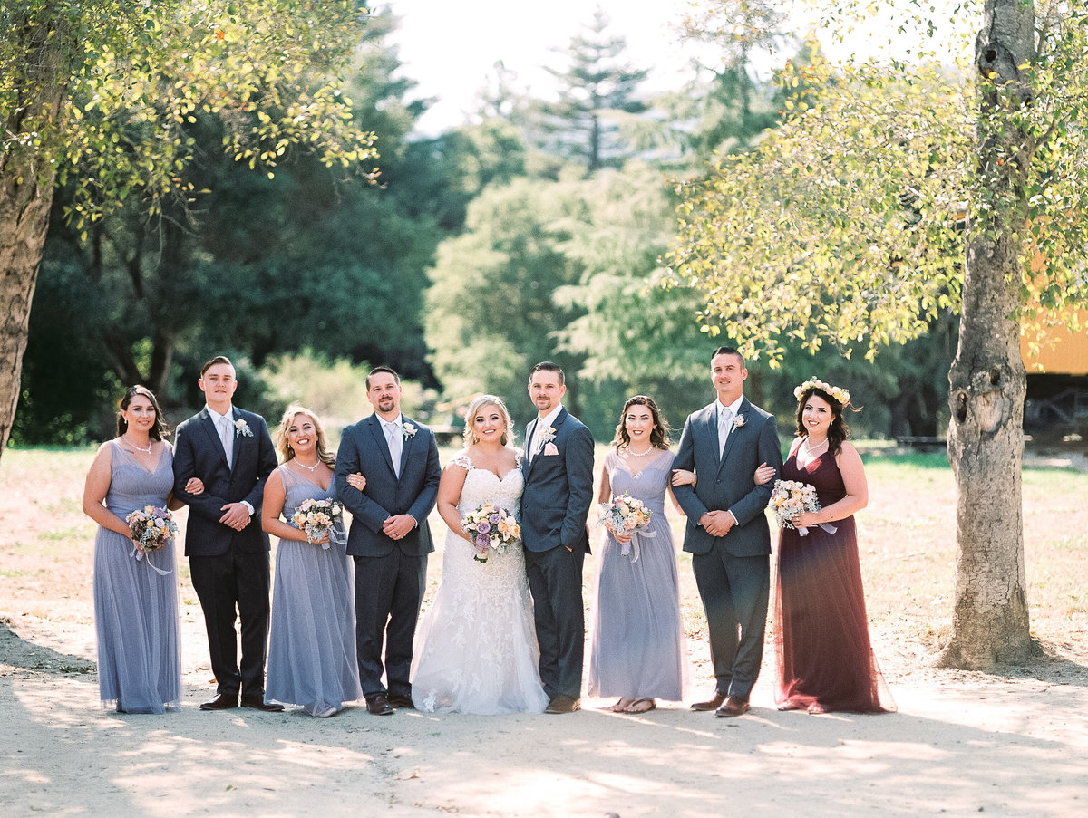 Roaring Camp Railroad Santa Cruz Wedding24
