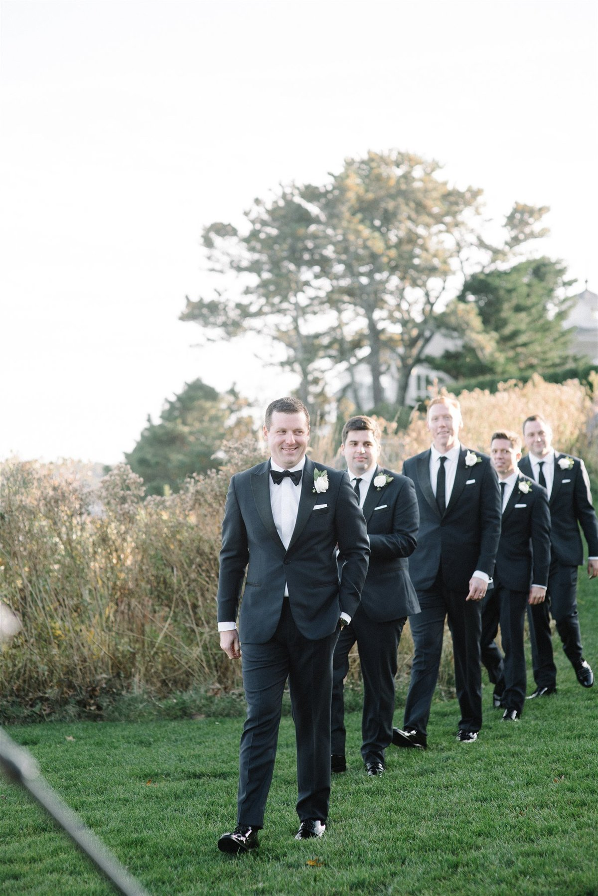 Black tie wedding for a Cape Cod Wedding by luxury Cape Cod wedding planner and designer Always Yours Events
