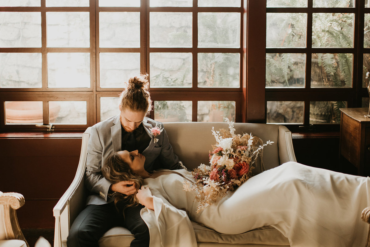 Britty + Beau - Elopement - The Ruins_ Seattle_ WA - Kamra Fuller Photography - Runaway With Me Elopement Collective-171